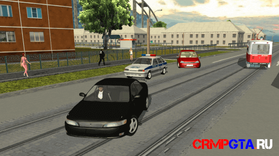GTA Criminal Russia Multiplayer на Android